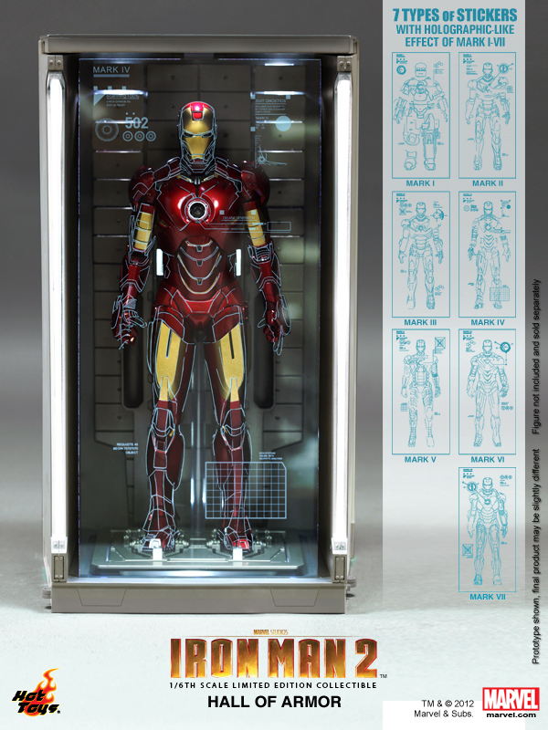 Toys For 7 And Up Mane Provided : Toyhaven incoming hot toys iron man th scale hall