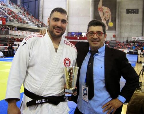 Campeonato de España de Judo Angel Parra