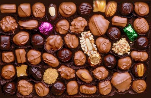 5lbcleanbox Mrs. Cavanaugh's Chocolates Review - Chocolate Products