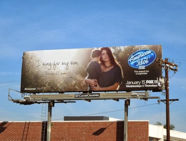 American Idol season 13 billboard