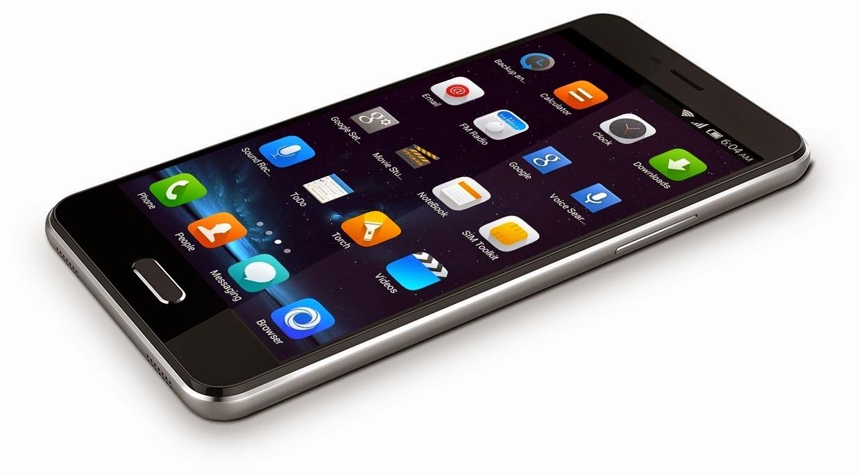 Elephone P5000, Harga dan Spesifikasi HP Dengan Kapasitas Baterai Super Besar