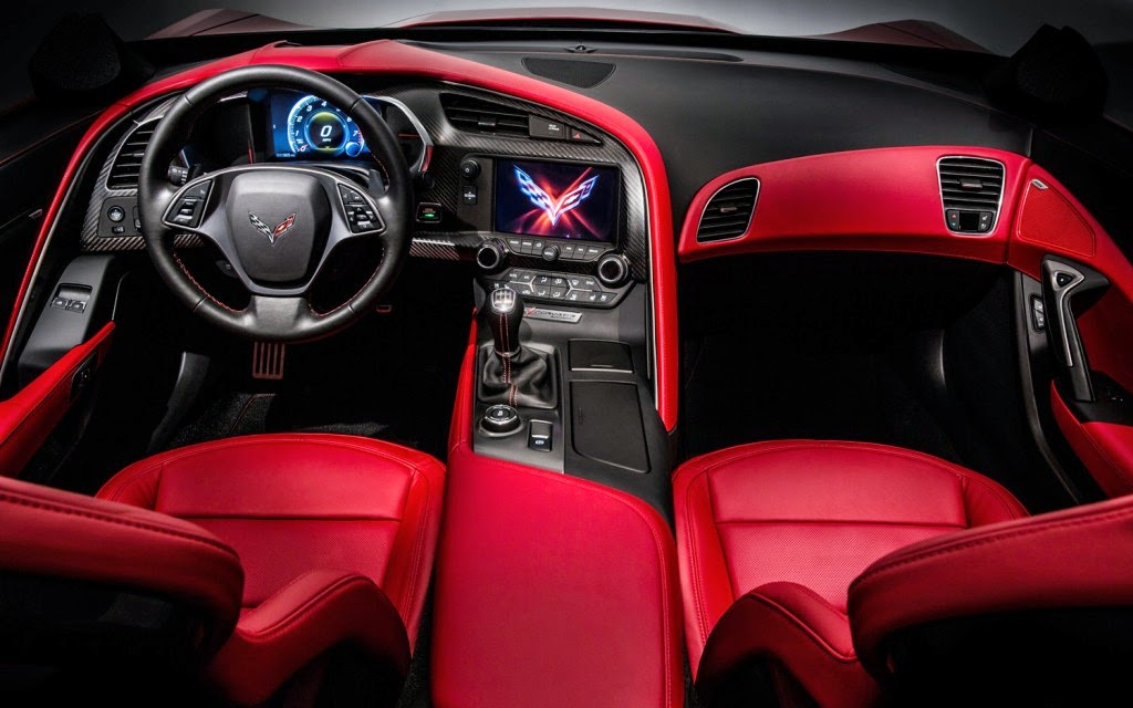 Corvette Stingray Earns One of Ward's 10 Best Interiors