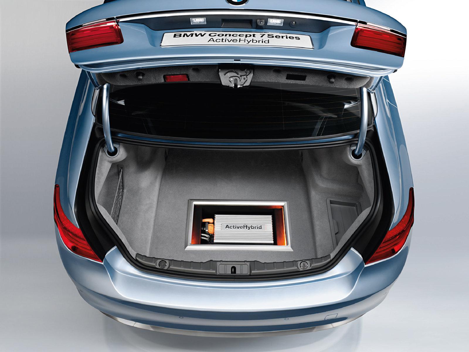 Automotive Database: BMW Concept 7 Series ActiveHybrid