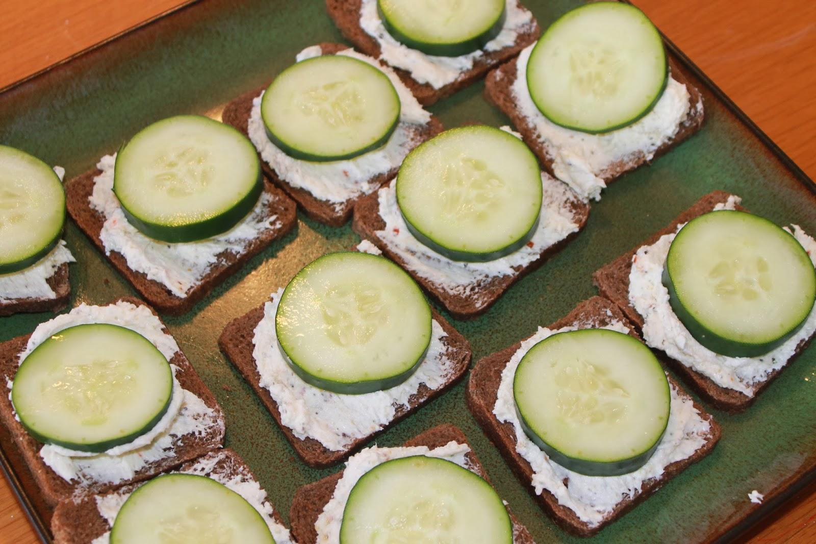 East coast mama simple mini cucumber sandwich recipe
