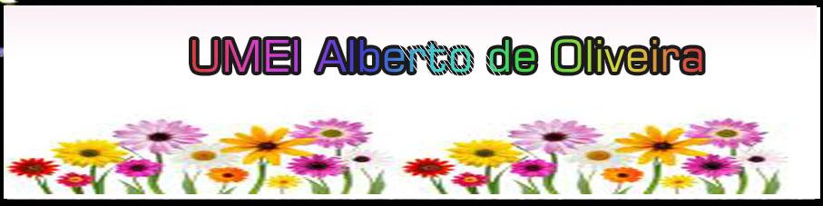 UMEI. Alberto de Oliveira