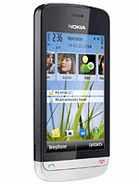 Spesifikasi Nokia C5-04