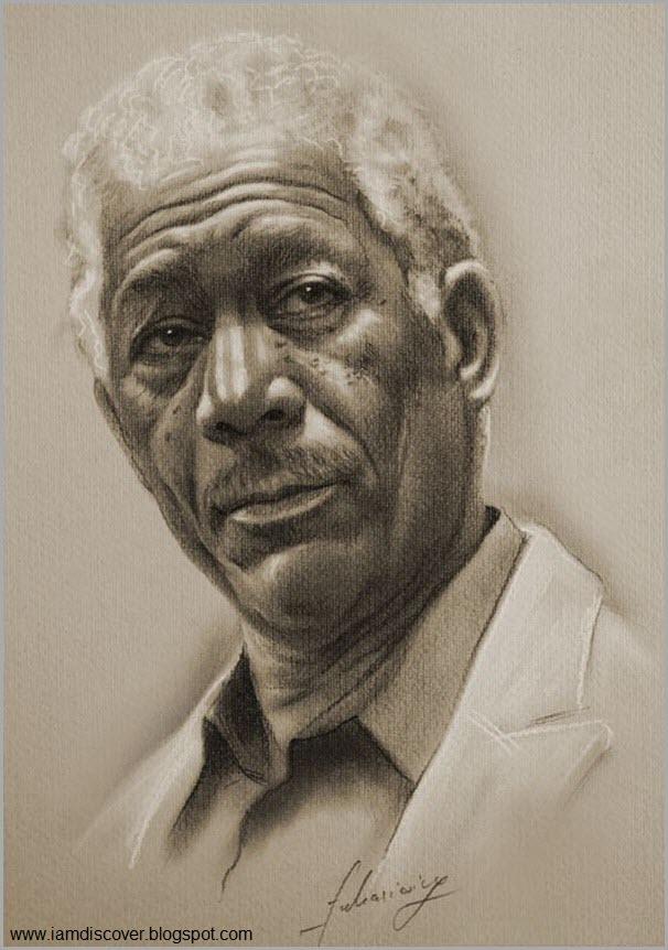 21 remarkable pencil portraits of celebrities | 22 Words