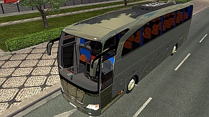 Mercedes Benz Travego 15 SHD Bus final