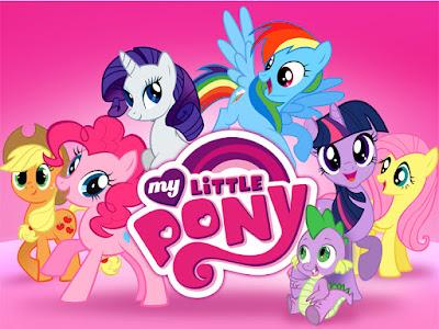 Lionsgate y Hasbro se asocian para hacer una nueva película animada de 'My little pony'
