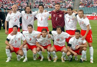 Timnas Polandia Euro 2012