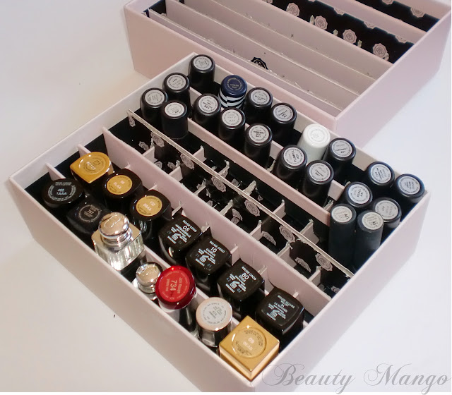 10 lipstick storage solutions you put it on 3 diy lipstick storage box solutioingenieria Gallery