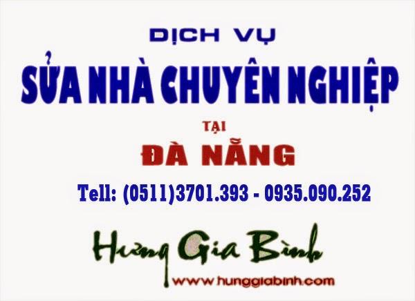 HGB - Dịch vụ Sửa nhà Chuyên nghiệp tại Đà Nẵng