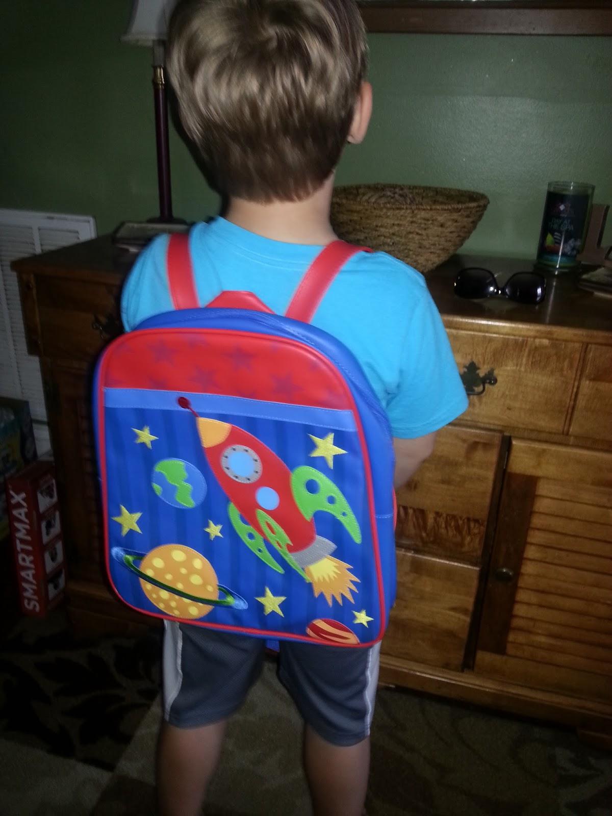 Blast Off Back to School with Stephen Joseph