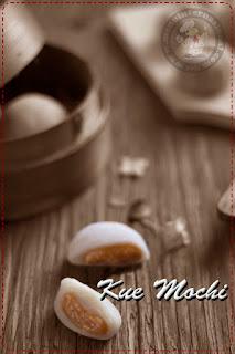 Resep Cara Membuat Kue Mochi Kacang Khas Sukabumi