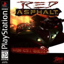 Red Asphalt – PS1