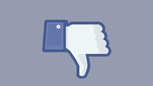 O futuro botão não curti do Facebook não é o que você imagina
