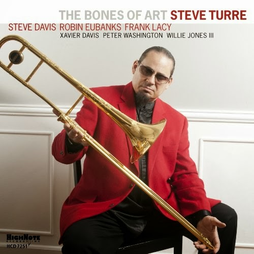 STEVE TURRE:  THE BONES OF ART