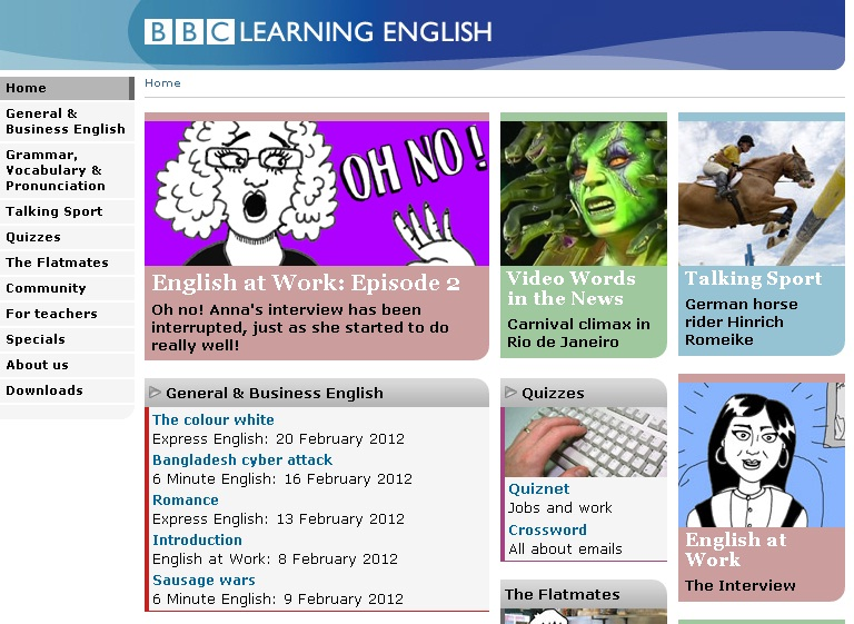 English File Student's Site | Learning Resources | Oxford ...