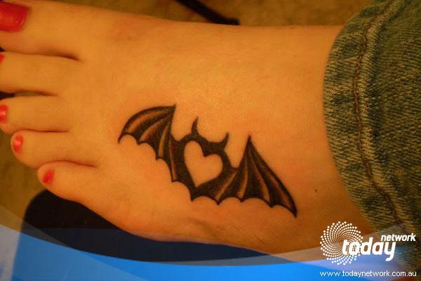 Tattoo of twilight for Twilight movie tattoo