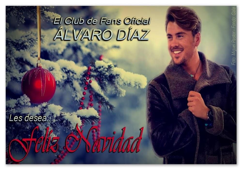 Club de Fans Oficial Álvaro Díaz