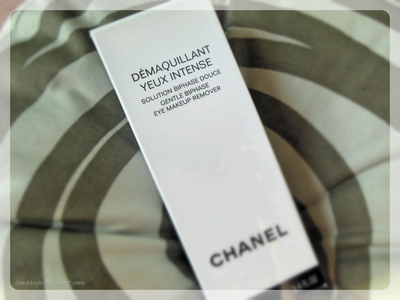 Słynny dwufazowy płyn do demakijażu oczu od Chanel – czy wart swojej ceny?