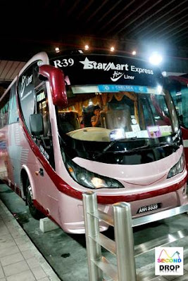 Malaysia Singapore Express Bus