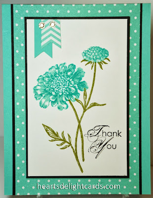 How do I make a thank you card