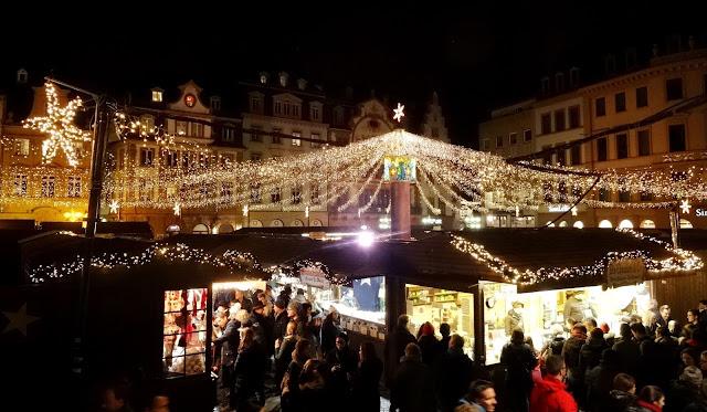 Christmas Market Mainz