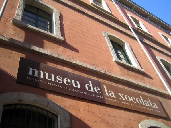Barcelona Muzeum Czekolady