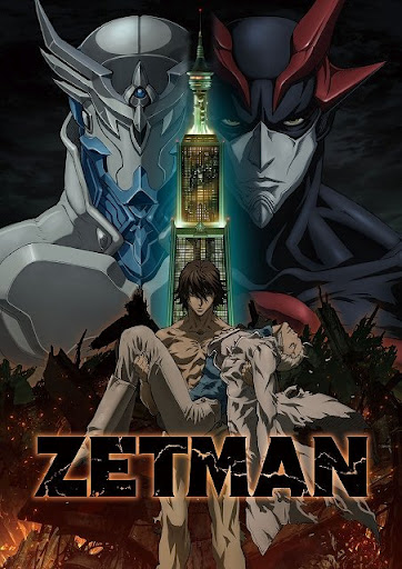 Zetman - Anime Zetman