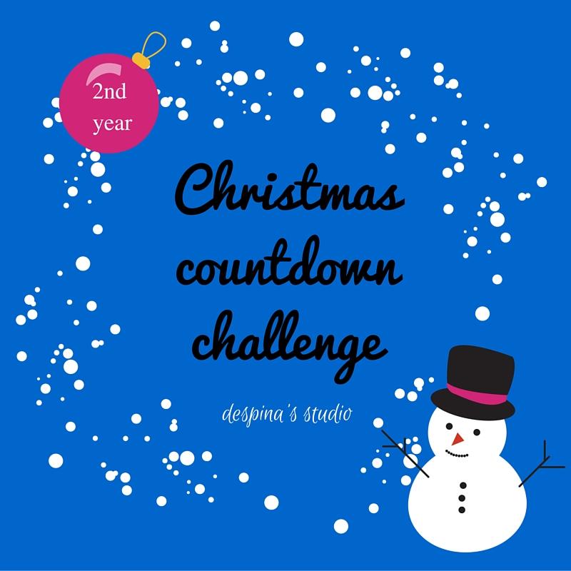 Christmas countdown 2015 cover image