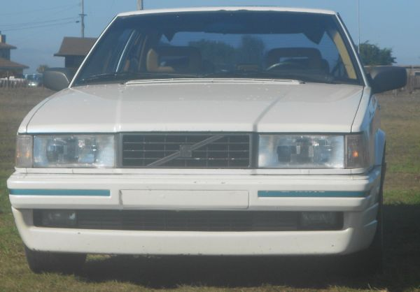volvo cars 1980s. by modern show car standards it\u0027s very conservative, but also a volvo and 1980s volvos are definition conservative. this one has 118,000 miles. cars u