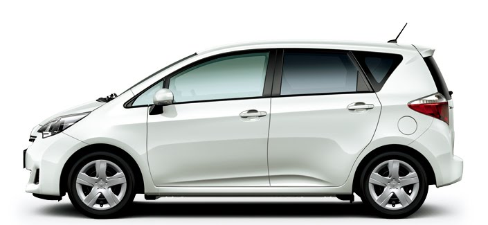 Luxury Auto Sales >> Toyota Ractis : Car Review 2011 and Pictures ~ LUXURY CARS NEVER DIE