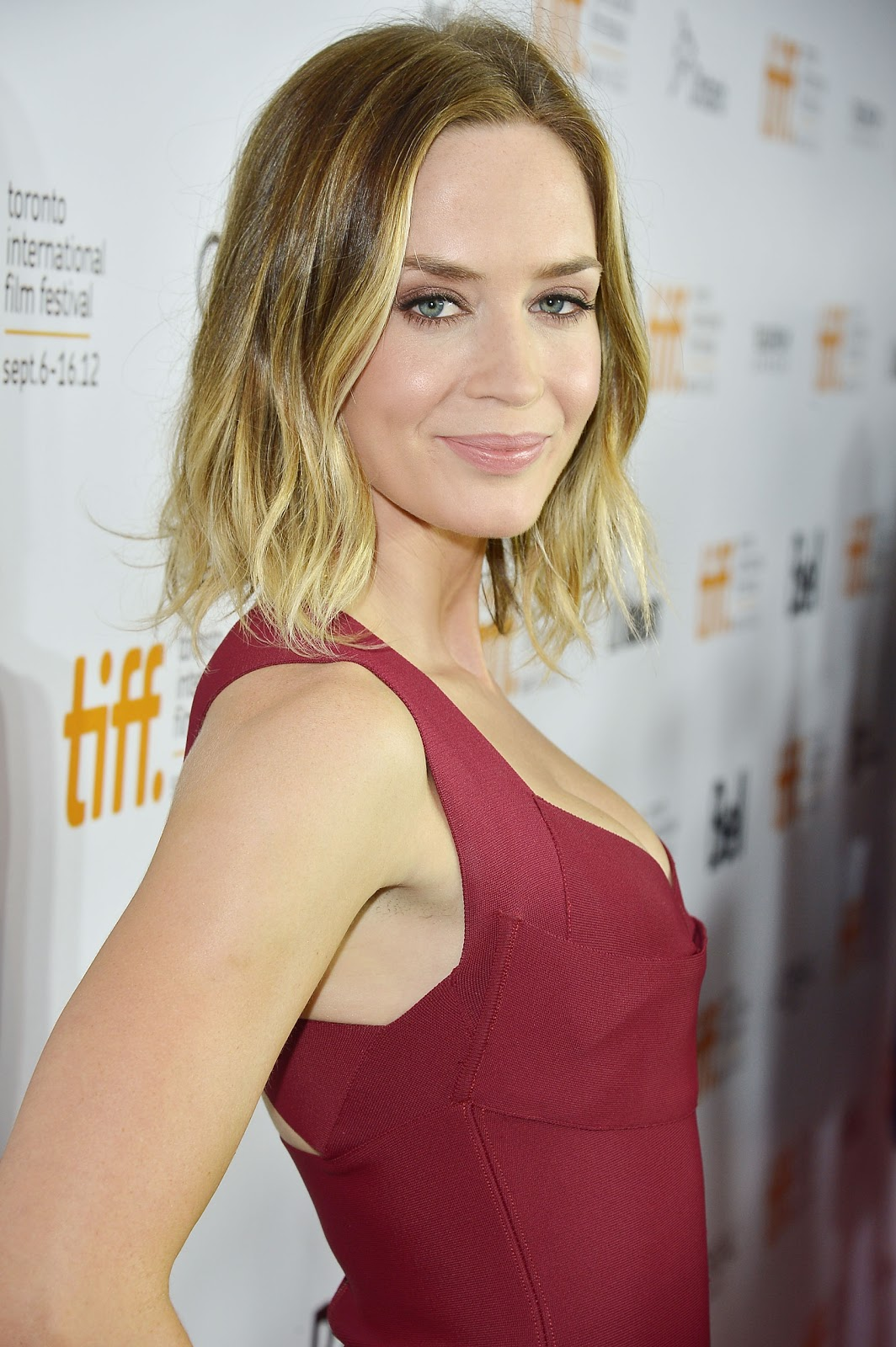 When doesn't Emily Blunt look amazing? I've certainly never seen her ... Emily Blunt