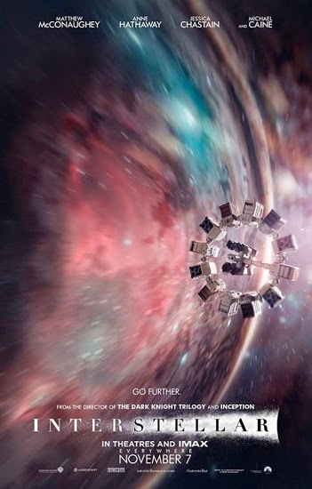 Film Interstellar 2014 di Bioskop