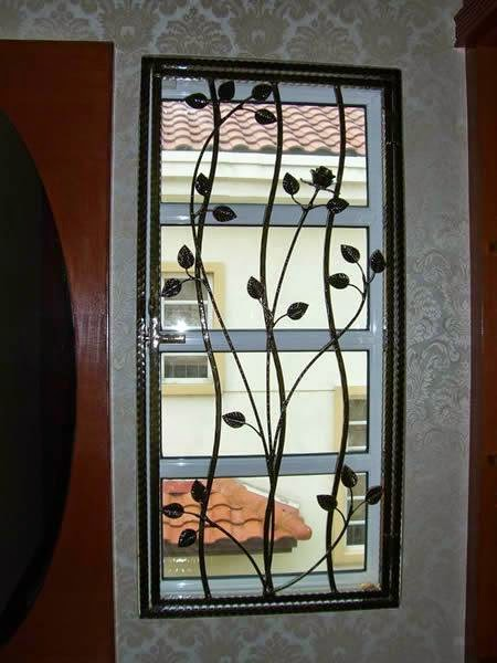Make your choice window grill design catalog for Window design 4 6