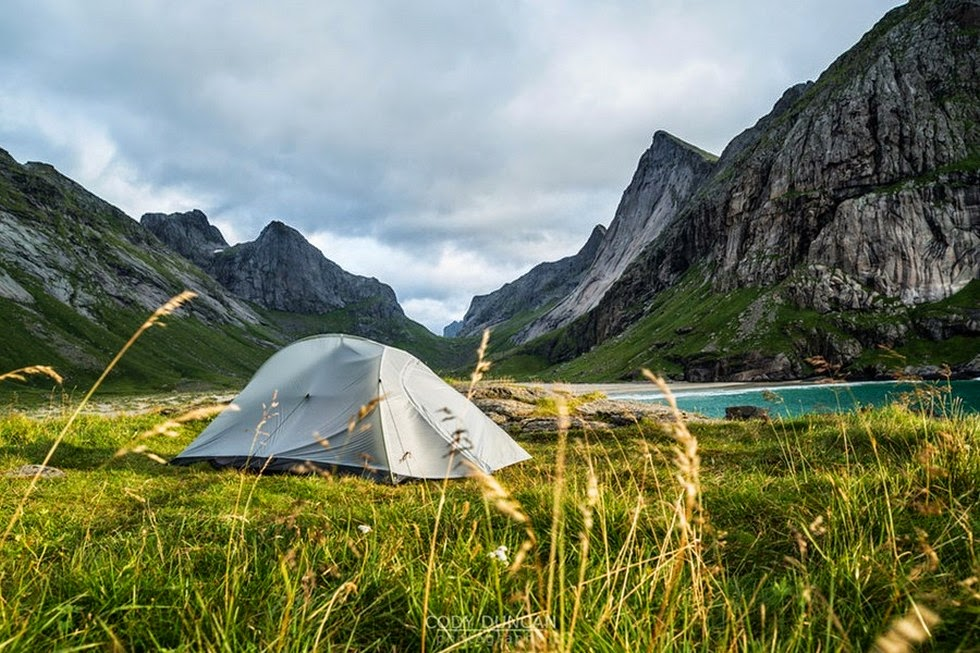 Архипелаг Лофотен: старейшие скальные острова на планете