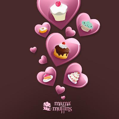 San Valentín Mamamuffins