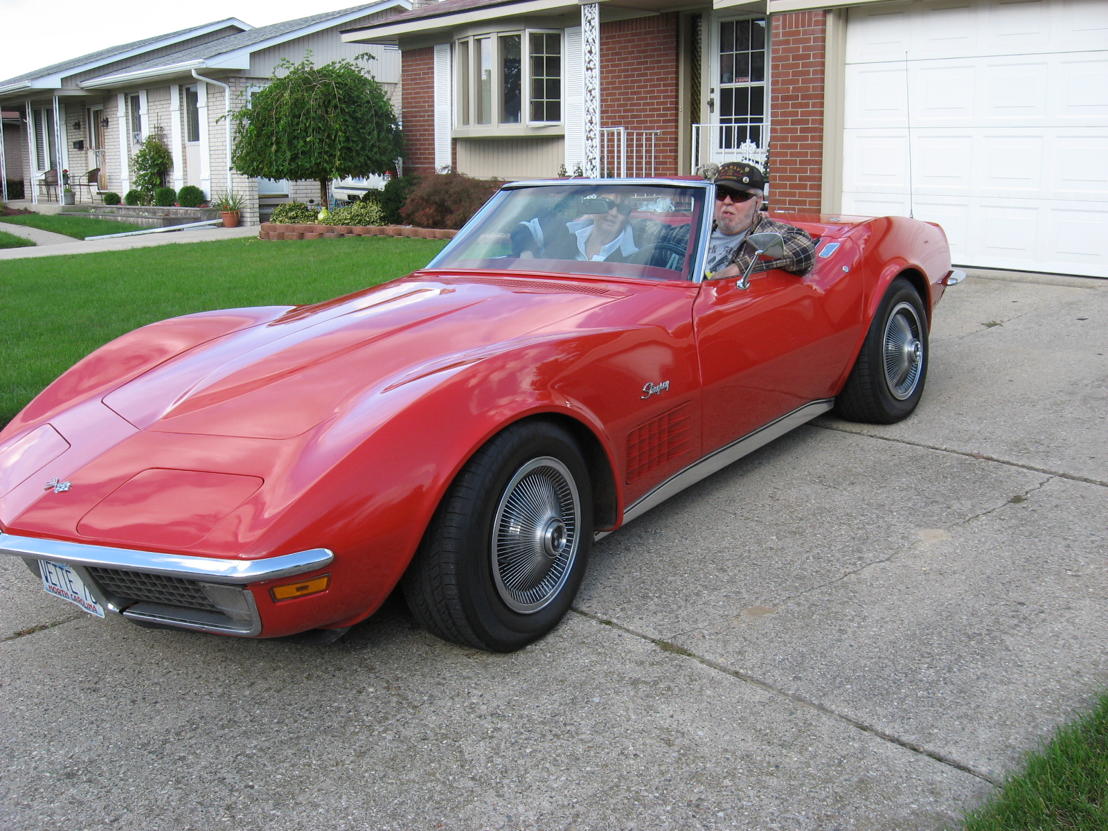 north texas bikers v 1970 corvette stingray for sale 10 9 2011. Cars Review. Best American Auto & Cars Review