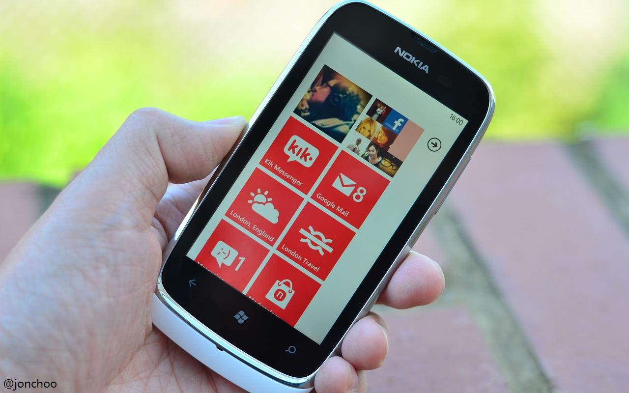 Nokia Lumia 610 Images Nokia Lumia 610 39 s Tango
