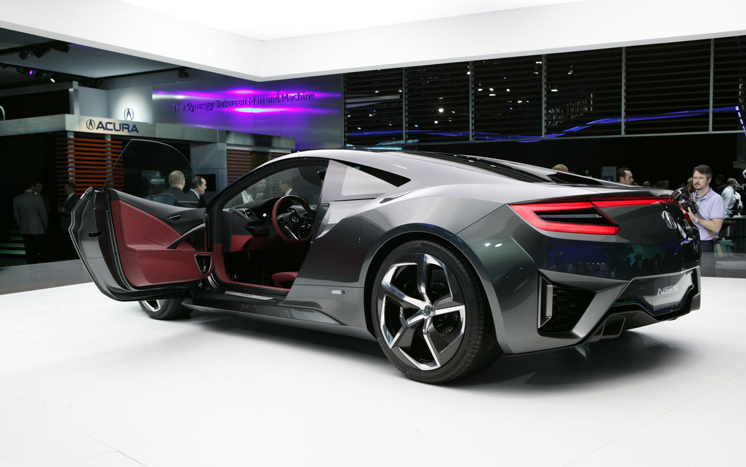 FUTURE CARS MODEL 2013 2014: Updated Acura NSX Concept Shows ...