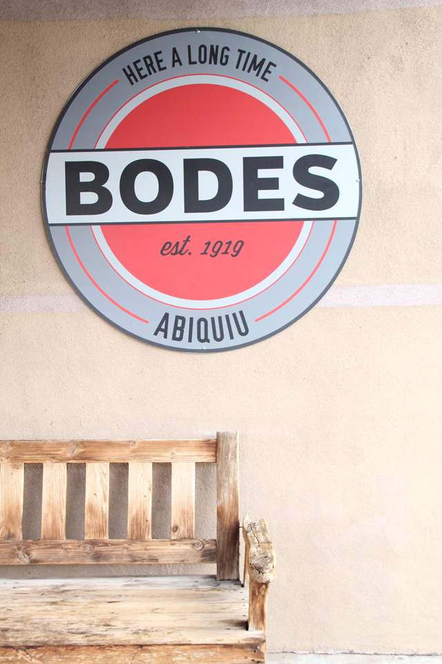 Bode's Abiquiu New Mexico