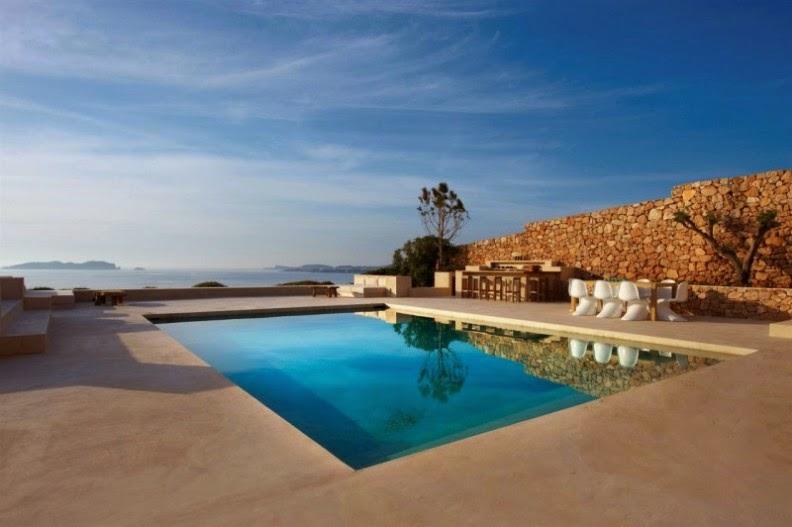 villa de lujo en Ibiza