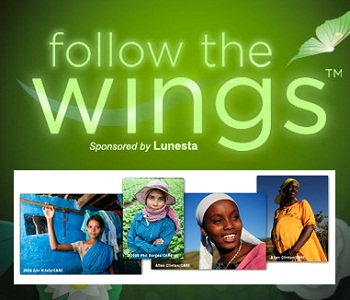 FollowTheWings.com: Play Game to give fight to global poverty