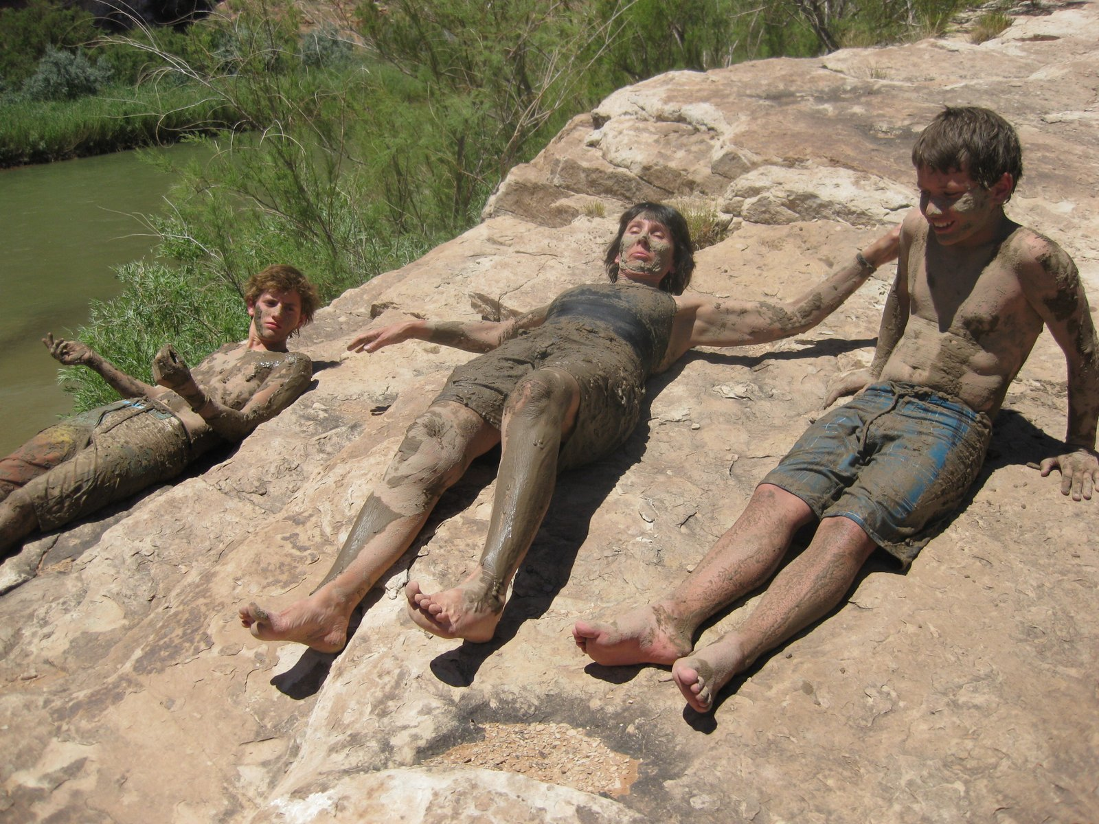 reverend rogers  mud fun