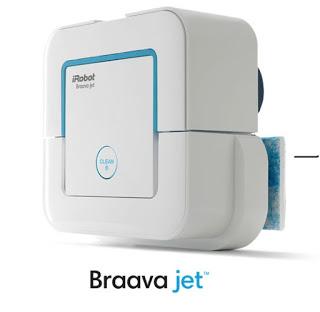 iRobot® Braava jet™ (monthly main sponsor)