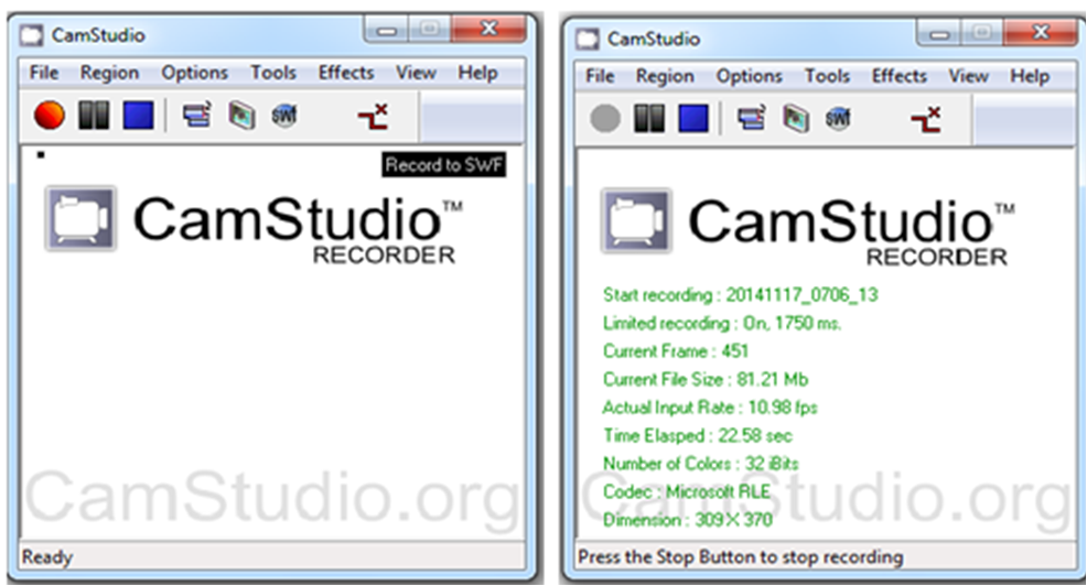 Download Cam Studio Recorder