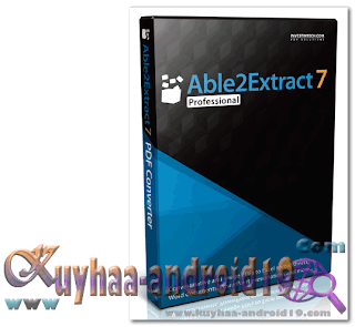 ABLE2EXTRACT PROFESIONAL