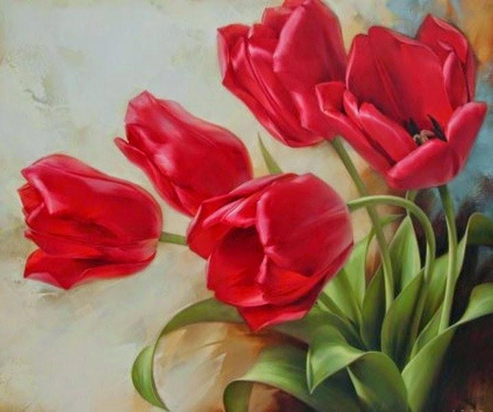 modernos-cuadros-con-flores