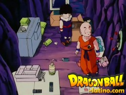 Dragon Ball Z capitulo 70
